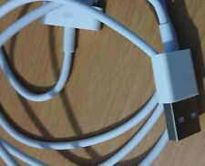 100% Original Quality: For Apple; i-phone 4S, 4, 3GS; i-pad-2 USB charger cable