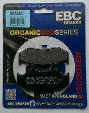Honda PES125 (PS125) (2006 to 2009) EBC FRONT Organic Brake Pads (SFA323) 1 Set
