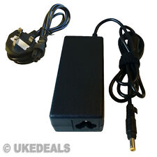 18.5V 3.5A For HP 550 Laptop AC Adapter Charger 65W PSU + LEAD POWER CORD