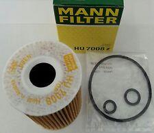 AUDI A1/A3 ENGINE OIL FILTER KIT 03L115562 MANN HUMMEL HU7008Z