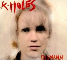 Dismania [Digipak] by K-Holes (CD, May-2012, Hardly Art)
