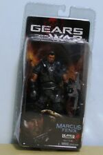 METAL GEAR OF WAR MARCUS FENIX NECA REELTOYS HASBRO KENNER