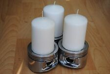 Trinity V8 Piston Candle Stand - FREE Candles (Limited Period Only)