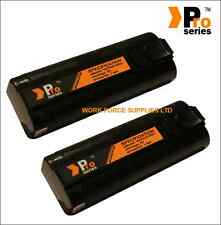 2 x replacement batteries 1.5ah (pro-series) for Cordless Paslode im350/250