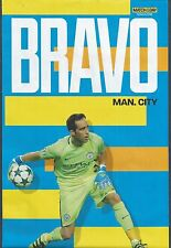 MOTD-POSTER 2016/17-MANCHESTER CITY/CHILE-BARCELONA-REAL SOCIEDAD-CLAUDIO BRAVO
