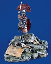 "Verlinden 54mm (1/32) ""The Glory of Rome"" Gladiator Vignette (2 Figures) 1783"