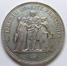 Belle monnaie - 50 Francs Hercule - 1974 Revers de la 20 Francs -