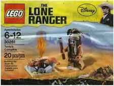 Brand New Lego - Tonto's Campfire - The Lone Range - 30261 - Very Rare Polybag