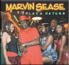 Marvin Sease - Playa Haters - New Factory Sealed CD