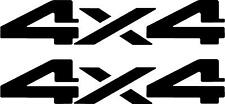 2 4x4 Off Road 4wd - Car - Van - Decal - Stickers - Window Graphics Body Panel 9