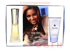 Beyonce True Star by Tommy H 2 Piece Giftset 1.7oz 50ml EDP Perfume 2.5oz Lotion