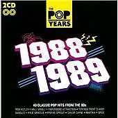 The Pop Years 1988-1989, Various Artists, Very Good