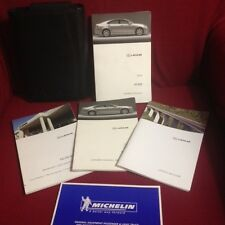 2008 Lexus ES350 OEM Owners Manual Set with supplements and case