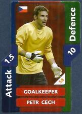 TOPPS MATCH ATTAX WORLD CUP 2006- #058-CZECH REPUBLIC-PETR CECH-SHINY