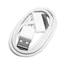 USB Data Charger Cable For Samsung Galaxy Tab 2 10.1 P5100 P5110 P5113 White 1M