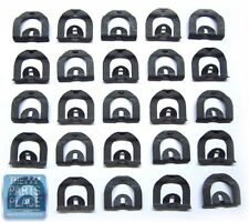 1966-67 GM A Body Rear Window Molding Clip Kit - 25 Pieces