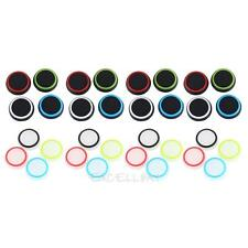 32pcs Silicone Joystick Thumb Stick Grips Cap Case for PS3 PS4 Xbox One/360 E0Xc