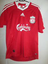 """Liverpool 2008-2010 Home Football Shirt Size 32""""-34"""" xs adult youth /40716"""