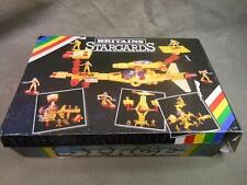 VINTAGE BRITAINS SPACE  STARGARDS BOXED SET # 9147 COMPLETE