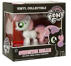 My Little Pony Sweetie Belle Vinyl Collectible Hot Topic Exclusive Funko