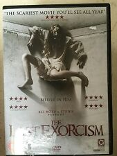 THE LAST EXORCISM PART ~ 2010 Eli Roth Demonic Possession Horror ~  | UK DVD