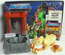 MOTU, Slime Pit with Box and inserts, Masters of the Universe, He-Man, vintage