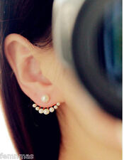 FemNmas Beautiful Designer Stylish Fashion Latest New Quality Pearl Earrings