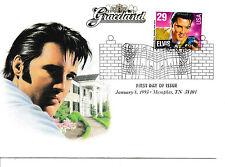 FDC USA Elvis Presley Graceland  1993