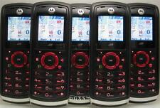 Lot of 5 Unlocked Motorola i335 IDEN PTT Cell Phones, Nextel, GRID, Iconnect