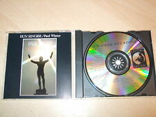 Paul Winter - Sun Singer (CD) 9 Track US Import - Mint/New - Fast Postage