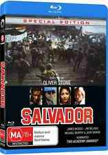 Salvador - Blu Ray - James Woods, James Belushi, Michael Murphy, John Savage
