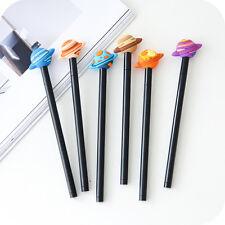 1xCute Cartoon Gel pen Novelty Pen Office Student Kids Pen Black Ink Gift Random