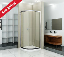 900x900 Quadrant Shower Enclosure and Tray Walk In Corner Cubicle Glass Door