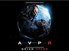 FREE US SH (int'l sh=$0-$3) NEW CD Brian Tyler: Alien Vs Predator: Requiem (Scor