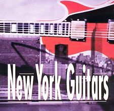 New York Guitars - Emergency Music CD Jazz Rock Acoustic Funk Noise Psychedelic