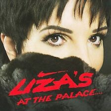 "LIZA MINNELLI - ""Liza's At the Palace"" - 2 CD set - Marvin Hamlisch gay cabaret"