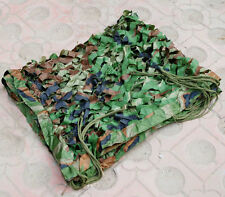 MILITARY CAMOUFLAGE NET WOODLANDS CAMO -31770