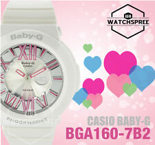 Casio Baby-G Ladies Neon Dial Watch BGA160-7B2
