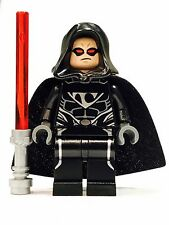 LEGO STAR WARS DARTH BANE SITH JEDI CUSTOM MINFIG 100% NEW LEGO PARTS