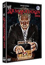 WWE - Armageddon 2008 (DVD) FREE UK P+P ........................................