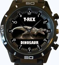 T-rex Dinosaur New Gt Series Sports Unisex Watch