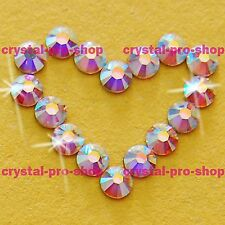 1440 AB Crystal ss16 Hotfix Iron On Crystal Diamante Rhinestone Bead 4mm 16ss