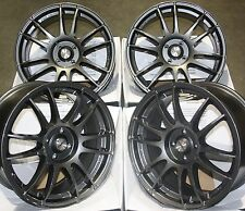 "17"" GUN METAL SUZUKA ALLOY WHEELS FITS BMW MINI R50 R52 R55 R56 R57 R58 R59"