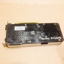 EVGA NVIDIA GeForce GTX 670 Superclocked+ 4GBs of Video Ram!  (04G-P4-2673-KR)