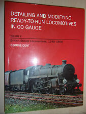 Detailing & Modifying Ready-to-Run Locomotives in 00 Gauge BR Steam Loco  68 V2