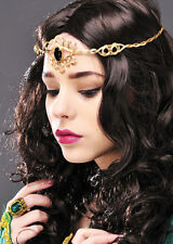 Womens Medieval Queen Crown Headpiece