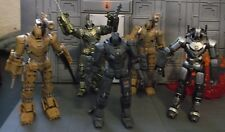 "marvel universe Ironman 2 ""Hammer Drones"" lot of action figure"