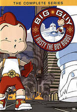 The Big Guy and Rusty The Boy Robot The Complete Series,New DVD, ,
