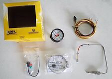 "SALE Auto Meter Phantom Electric Pyrometer EGT Gauge Kit 2-1/16"" (52mm) 0-1600"