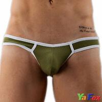 CHEAPEST Men's Mesh Man Pouch Briefs Breathable Low Rise Underwear Lingerie HOT